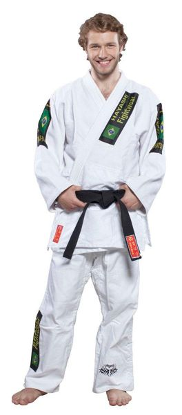 HAYASHI Brazilian Jiu Jitsu Anzug in Gr. 170