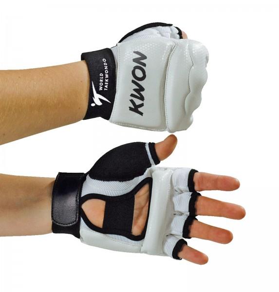 KWON Handschutz Taekwondo WT weiß