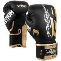 VENUM Petrosyan Boxhandschuhe Schwarz - Gold