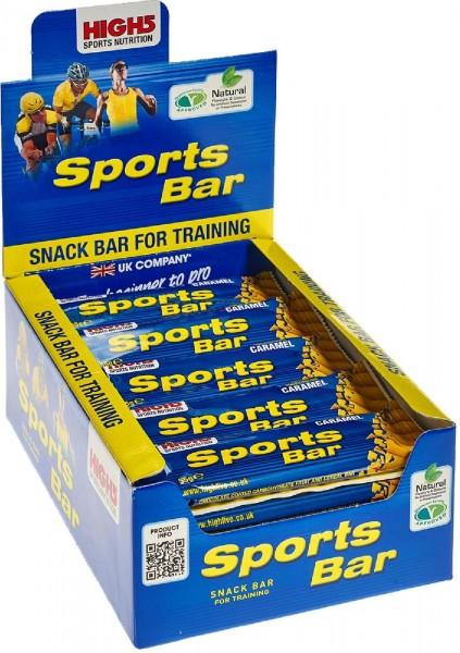 High5 SportsBar, 25 x 55 g Riegel