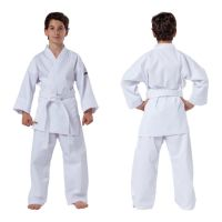 Weißer KWON Karateanzug für Kinder  6,5 oz 1