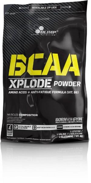 Olimp BCAA Xplode Powder, 1000 g Beutel