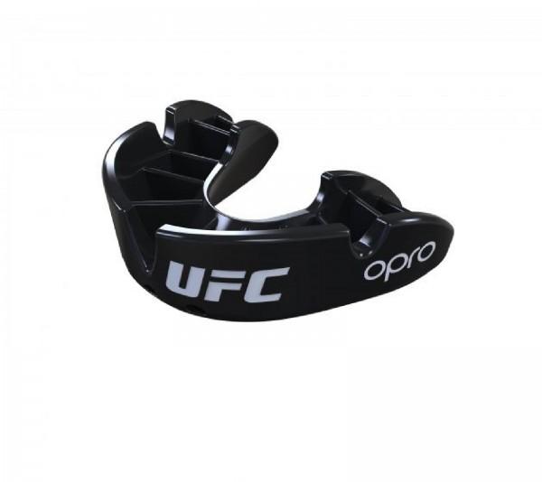 Ju-Sports OPRO UFC Zahnschutz Bronze - Black, Senior