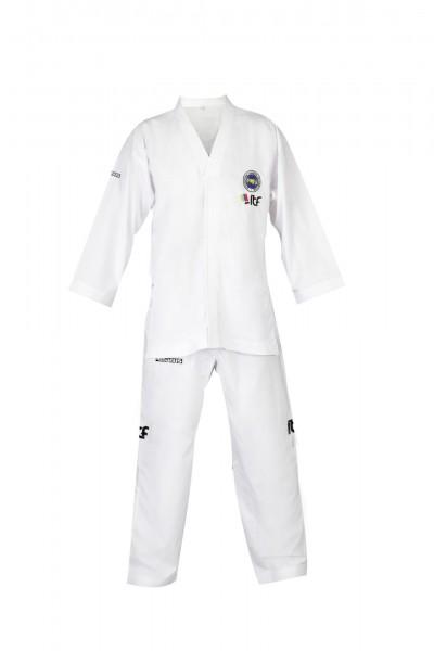 MANUS Taekwondo Anzug für Studenten mit ITF-Zulassung