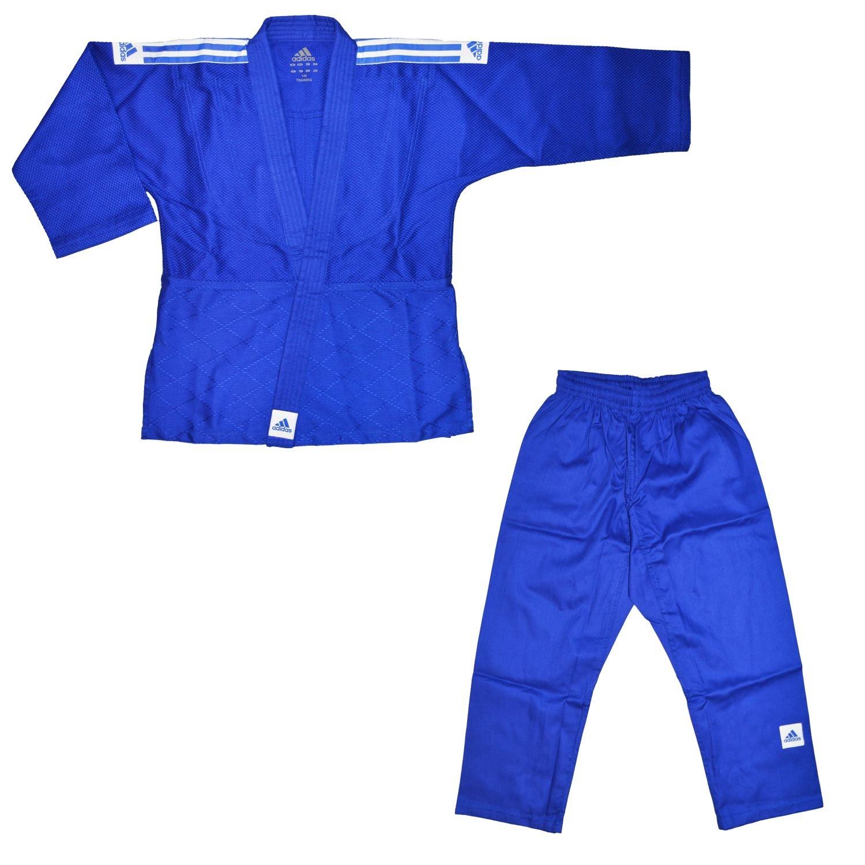 ADIDAS Judoanzug Training blau