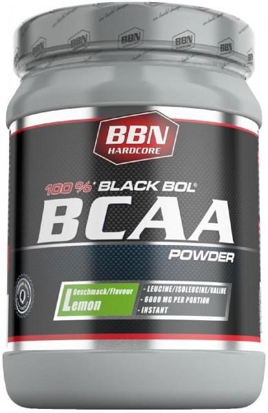 Best Body Nutrition BCAA Black Bol Powder, 450 g Dose