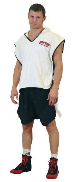 Warm up Jacket von Top Ten in Weiß Frontansicht