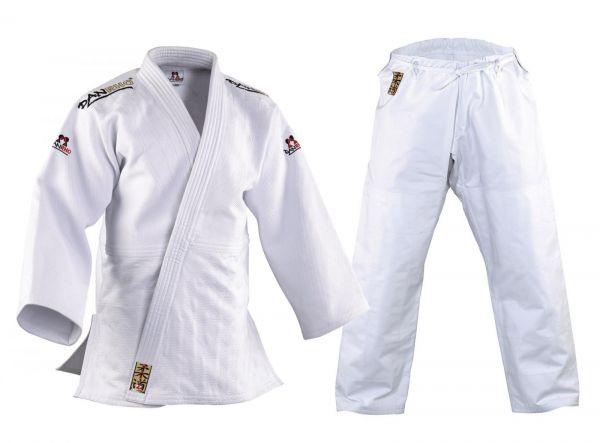 Weißer Judo Wettkampfanzug Kano von Danrho