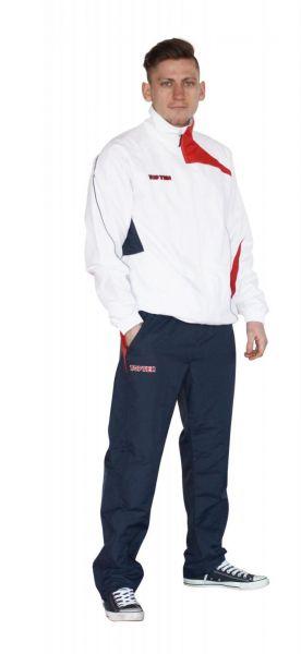 Sportanzug Premium X von Top Ten in Weiß-Blau