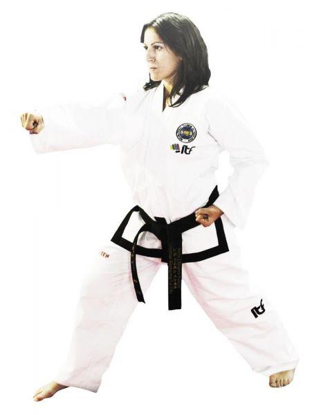 TOP TEN Taekwondo Anzug Instructor ITF Pattern