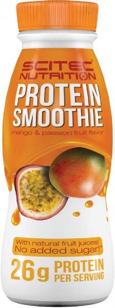 Scitec Nutrition Protein Smoothie, 8 x 330 ml Flaschen