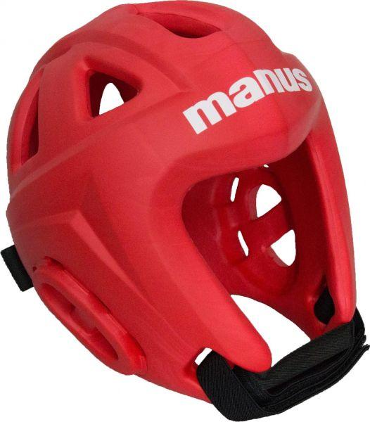 Kopfschutz Light von Manus in Rot