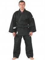 Schwarzer KWON Judoanzug Training