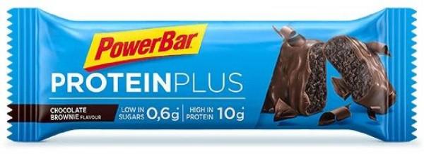 PowerBar Protein Plus Low Sugar, 30 x 35 g Riegel