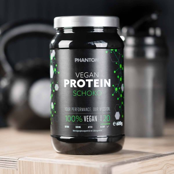 Phantom Athletics Protein-Schokolade