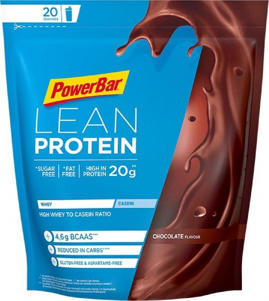 PowerBar Lean Protein, 500 g Beutel