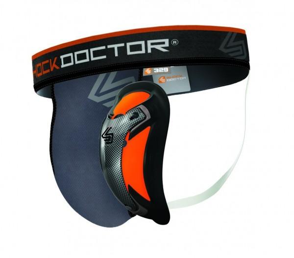 SHOCK DOCTOR Ultra Pro Suspensorium 329 mit Carbon Flex Cup