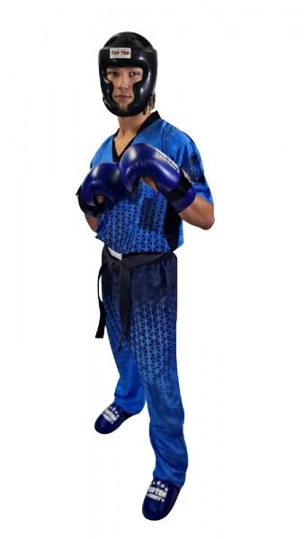 TOP TEN Grafic Saphir Kickboxuniform