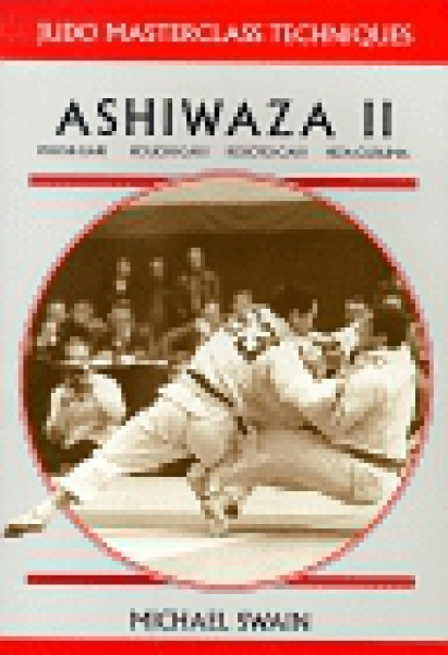 Ju-Sports Ippon Books Ashiwaza II