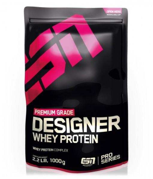 ESN Designer Whey Protein, 1000 g Beutel