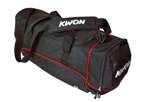 KWON CLUBLINE Sporttasche Redline Gr. M