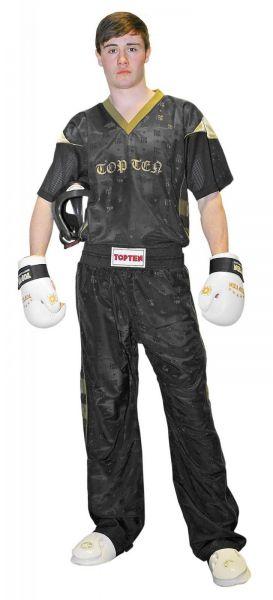 Kickboxuniform Cross von Top Ten Frontansicht