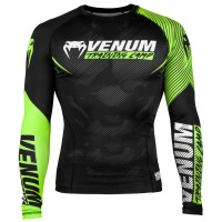 VENUM Training Camp 2.0 Rashguard Long Sleeves