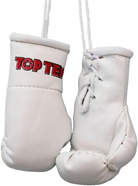 TOP TEN Mini-Boxhandschuhe TOP TEN weiss