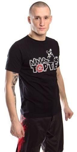 MMA T-Shirt Promo von Top Ten Frontansicht