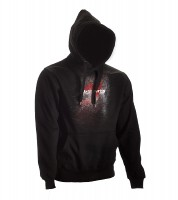 Ju-Sports Dark-Line Hoody Jush Explosion schwarz-rot