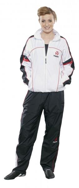 HAYASHI Trainingsanzug mit schwarzer Trainingshose