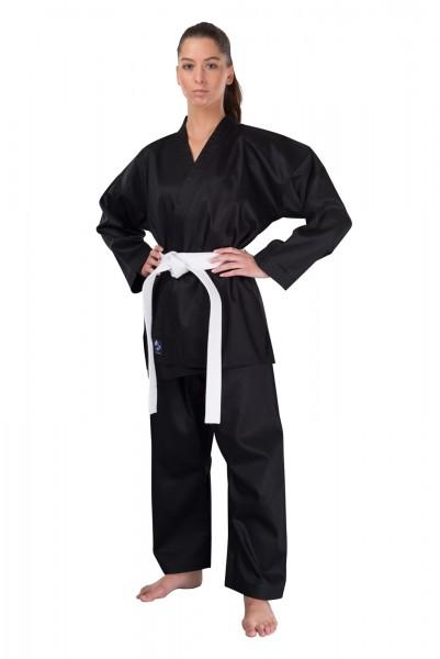 PHOENIX BASIC EDITION Karate Anzug schwarz