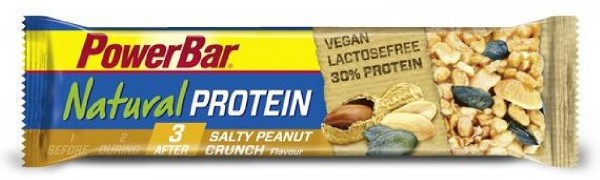 PowerBar Natural Protein, 24 x 40 g Riegel