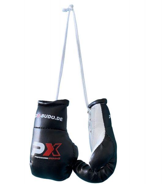 Mini Boxhandschuhe zum Aufhängen mit Aufdruck