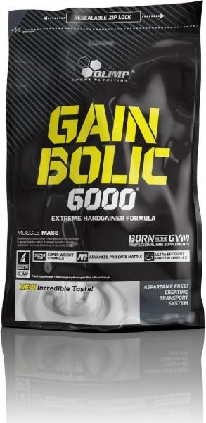 Olimp Gain Bolic 6000, 1000 g Beutel