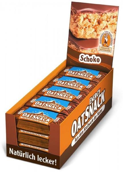 Davina Oat Snack, 15 x 65 g Riegel