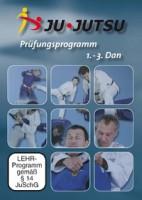 Ju-Sports Prüfungsprogramm 1.Dan - 3.Dan Ju-Jutsu vom DJJV DVD 3