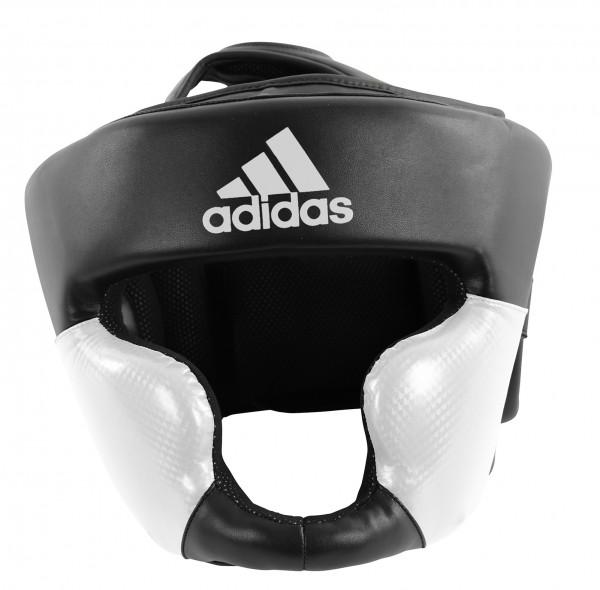 Adidas RESPONSE Kopfschützer in Schwarz/Weiß