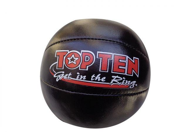 Medizinball aus Leder von Top Ten 1