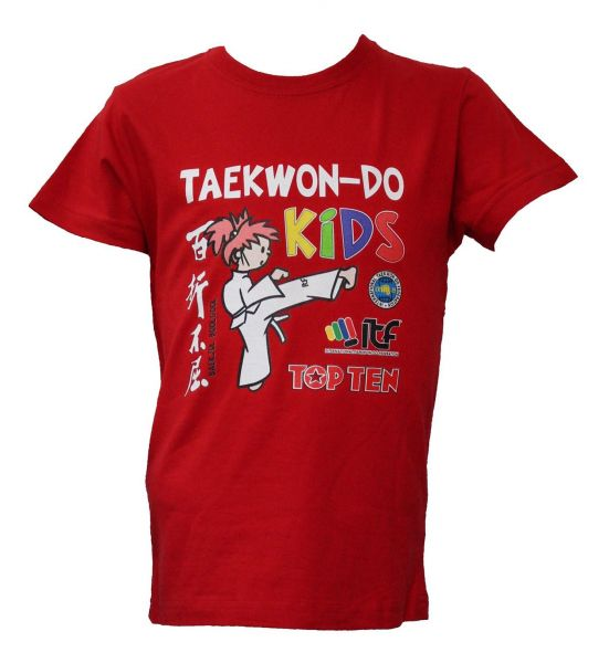 TOP TEN T-Shirt ITF KIDS