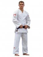 Weißer FIGHTING FILMS Judoanzug Superstar 750 IJF