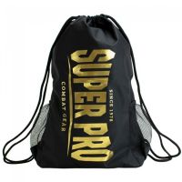 Super Pro Combat Gear Carry Bag black-gold - onesize