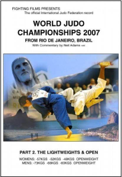 Ju-Sports World Judo Championships 2007 Part 2.