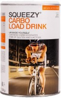 Squeezy Carbo Load Drink, 500 g Dose, Zitrone